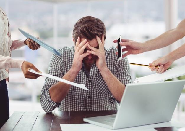 مدیریت بر فشارهای روحی محیط کار