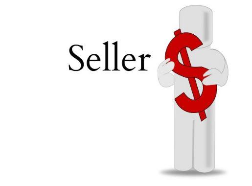 فروشنده (seller)