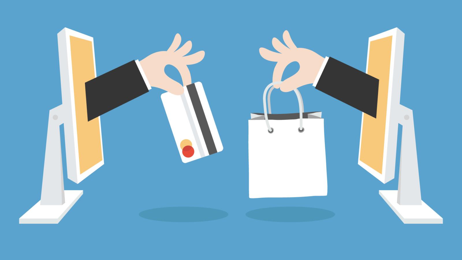 خرید اینترنتی (online shopping)