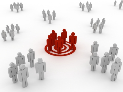 بازار هدف (target market)