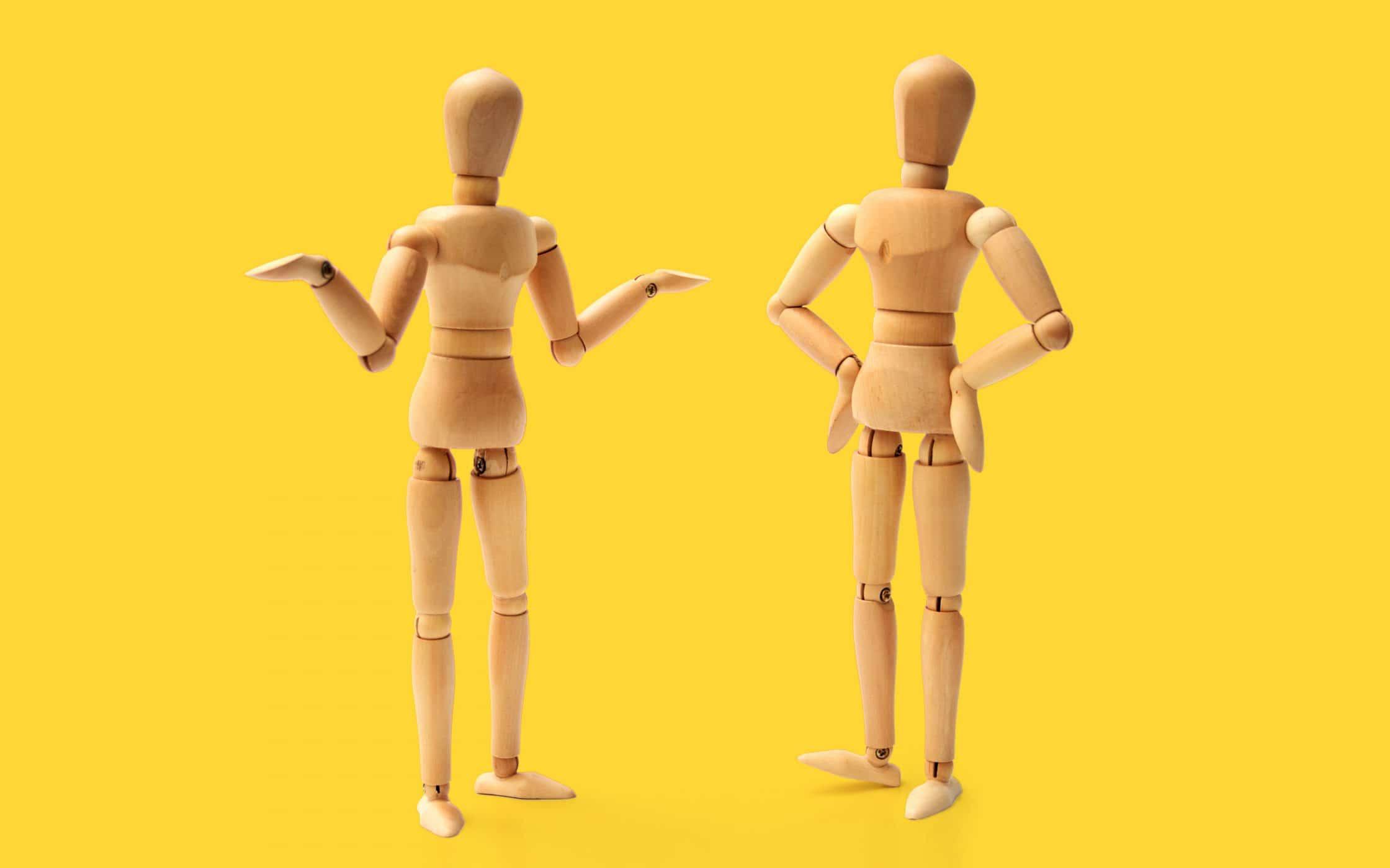 زبان بدن ( Body Language )