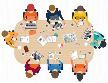 نحوه اداره یک جلسه تجاری موثر