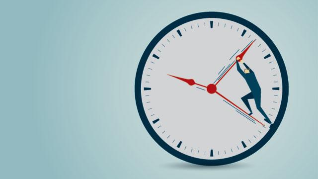 نگاهی کوتاه به مدیریت زمان